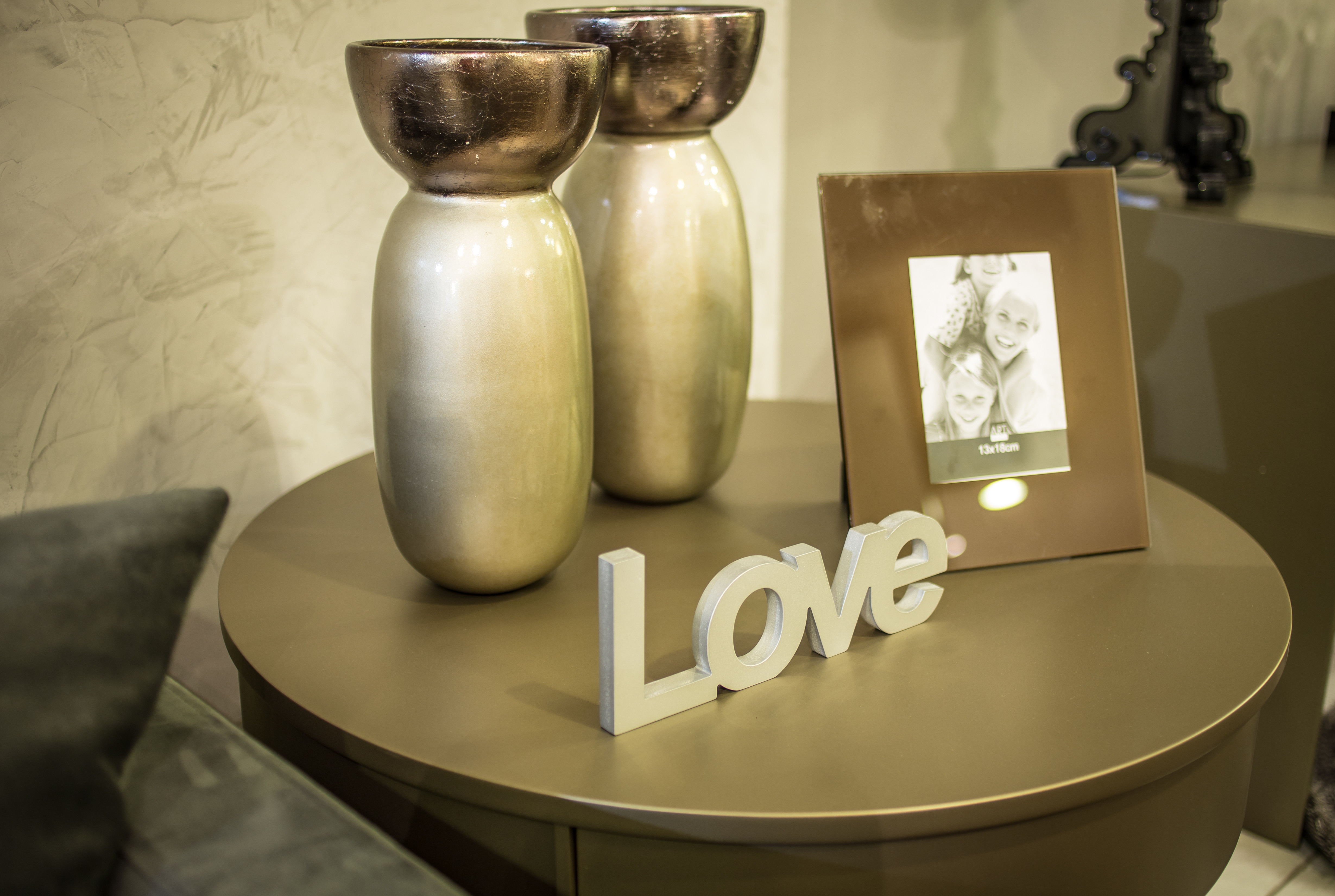 Placa Personalizada Decorativa Love - D 21